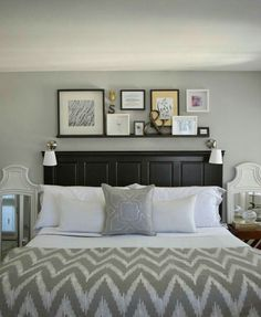 20 Decorating Tricks for Your Bedroom | Bedrooms, Master bedroom and ...