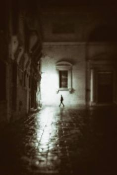 Alone At Night In Venice - Limited Edition 1 of 5