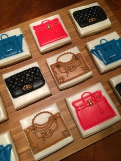 Purse cookies | Cookie Connection