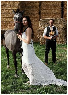 mara.zb / vílovské svadobné šatky /v maslovo bielej