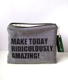 *Heute kann ein unverschämt toller Tag werden  - es liegt ganz daran, was Du daraus machst!*   ...Und damit Dir das auch bewusst ist, wenn Du morge...