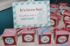"""bun in the oven baby shower theme 
