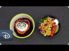 Video: Create Your Own Coco Themed Bento Box Disney Food, Disney Pixar, Disney Parks Blog, Bento Box, Sushi, Create Your Own, Kid Lunches, Chips, The Incredibles
