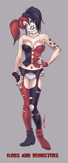 Harley Gods and Monsters by quotidia