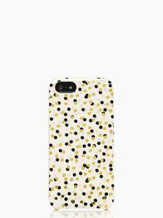 confetti dot iphone 5 case - kate spade new york - $40