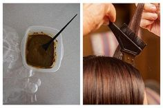 The Chemical Products In Hair Dyes Cause Cancer! Use Coffee Instead!