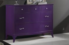 cassettone Dresser As Nightstand, Dressers, General Finishes, Milk Paint, Inspiration Boards, Wood Crafts, Painted Furniture, Blues, Indoor