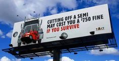 Here's What Utah DOT Is Doing To Stop Cars From Driving Aggressively Around Semi Trucks