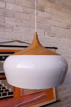 Nordic Pendant Light, Nordic style design, 2 sizes available online - Fat Shack Vintage - Fat Shack Vintage