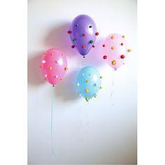 Kolorowe balony #moje #bambino #przedszkole #fun #kids #festivals #school #preschool  http://www.mojebambino.pl/balony-proporczyki-i-inne-akcesoria-urodzinowe/1128-balony.html