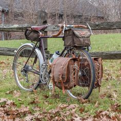 Pictures of your loaded rigs? - Page 156 - Bike Forums