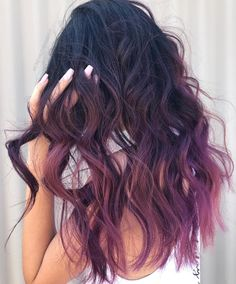"""632 Likes, 26 Comments - HAIRSTYLIST MAKEUP IE LA OC (@blondeaholic) on Instagram: """"Amethyst, lilac, rose, plum. All these colors just make me so happy. Used all @pulpriothair for…"""""""