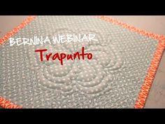 BERNINA Webinar: Lav din egen Trapunto