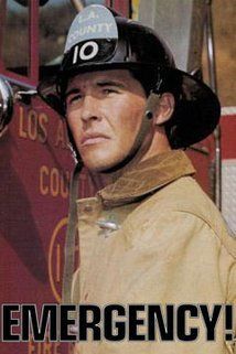 Was my all time fave show! Who noticed the diff number on his helmet then? (Randolph Mantooth as FF-Param John Gage) I get to go back and see any I missed, and some details I catch now that I didn't then. 1970s Tv Shows, Old Tv Shows, Movies And Tv Shows, Sean Leonard, Randolph Mantooth, Mejores Series Tv, Childhood Tv Shows, Vintage Television, Great Tv Shows