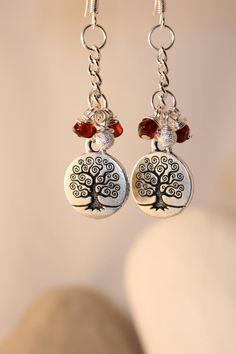 A Forest earrings