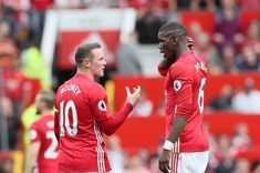 Manchester United fan reaction: Rooney and Pogba criticised by supporters - Manchester Evening News