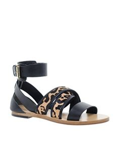 Whistles Bay Breeze Gladiator Sandals