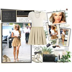 Get the look of Candice Swanepoel, created by firstclass1 on Polyvore