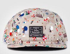Beach 5 Panel Hat by NIKE SB