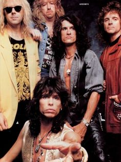 Aerosmith @Linda Bruinenberg Larsen Travis  ... you're welcome ;)  And you're welcome Juan