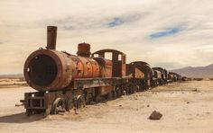 Train from Hell by Andrey Chabrov