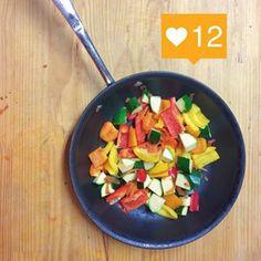 Eat some colorful veggies tonight!