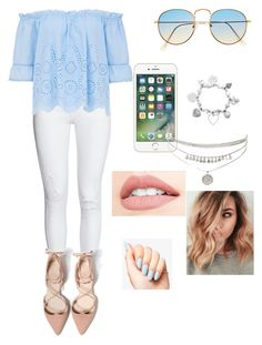"""""""Summer"""" by urtalking2amy on Polyvore featuring ChloBo"""
