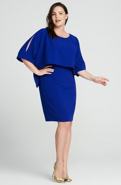Adrianna Papell Dress & Accessories (Plus Size)