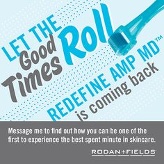 Ready To Roll.....the Redefine AMP MD is coming back....
