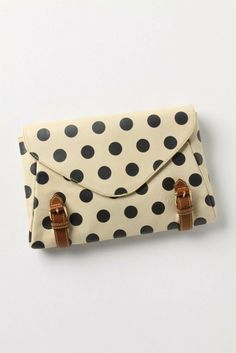 Polka Rounds Clutch (no longer available... but great design inspiration)