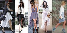 Hoje você vai ver um guia completo sobre os modelos de saias femininas, para saber como usar os diferentes modelos e aprender  a escolher e a combinar o modelo ideal.