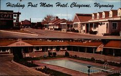 Bars Cheyenne WY | The Hitching Post Motor Hotel and Restaurant Cheyenne Wyoming