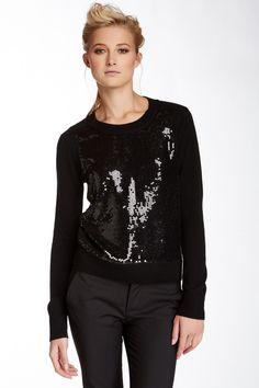 Paryse Wool Blend Sweater by Diane von Furstenberg on @nordstrom_rack