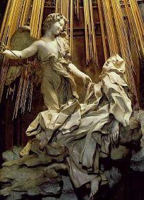 The Ecstasy of Saint Teresa of Avila