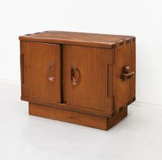 ALEXANDRE NOLL RARE AND IMPORTANT CHEST, 1943.....