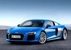 Awesome 2016 Audi R8 V10 Review