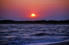 Cape May Sunset by Richard Bryce and Family