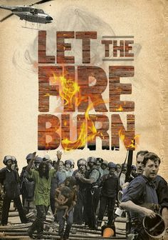 "Let the Fire Burn -- ""This thoughtful documentary dissects the fiery and ultimately tragic 1985 standoff between the extremist group MOVE and Philadelphia authorities."""