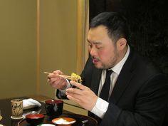 Mind of a Chef: Japan.   David Chang dines at famed Chef Yoshihiro Murata's 3 Michelin-starred kaiseki-style restaurant, Kikunoi in Kyoto.