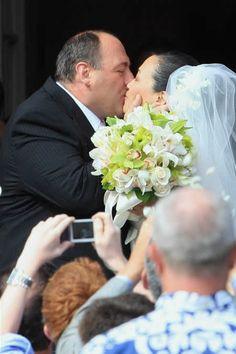 James Gandolfini Young   James Gandolfini gets married   Celebrities, actors, musicians from ...