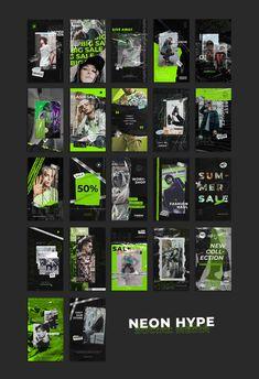 Mode Instagram, Instagram Design, Instagram Feed, Instagram Story, Instagram Posts, Social Media Template, Social Media Design, Banners, Mo S