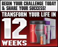 """Transform Your Life In Just 12 Short Weeks! """"IT WORKS!"""""""