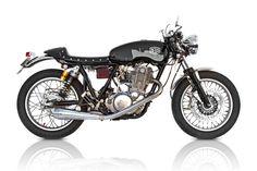 Black SR500TT | Deus Ex Machina | Custom Motorcycles, Surfboards, Clothing and Accessories