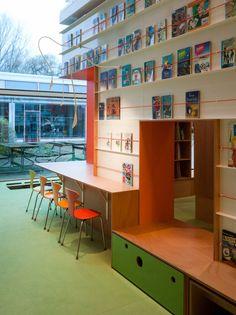 Munkegaard School : Arne Jacobsen