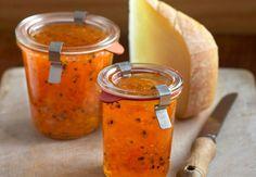Confiture de carottes à l'orientale, Une confiture originale pour vos fromages à pâte dure. Une bonne alternative à la pâte de coing !
