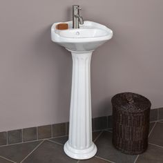 small lowes pedestal series bracket mini washbasin taylorhickshq com collection sink china with