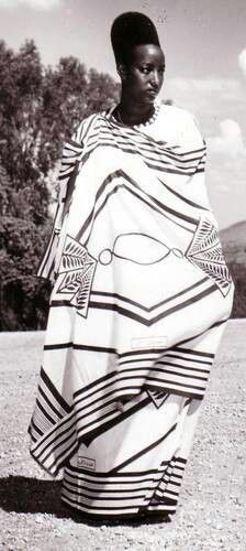 Rosalie Gicanda {last Queen of Rwanda}