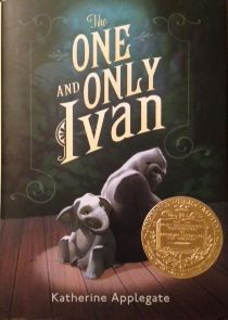 Monday Book Review: The One and Only Ivan by Katherine Applegate | A.J. Cattapan