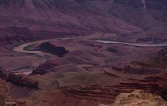 Colorado River bertsworks.com #grandcanyon #colorado river #rocks