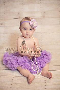 Light purple lavender flower headband by DanicasChicBowtique, $11.50